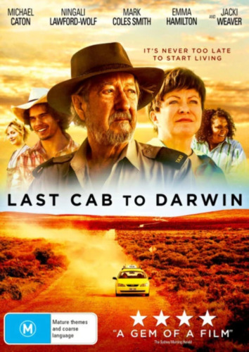 Last Cab to Darwin (DVD) NEW/SEALED