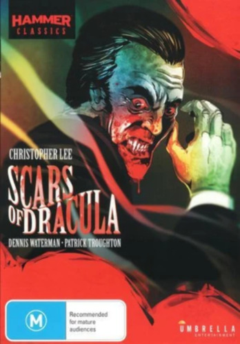 Scars of Dracula (DVD) NEW/SEALED