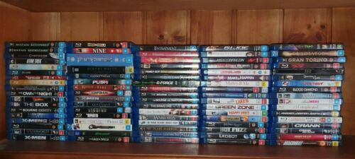 Bluray Movies - Choose a Title