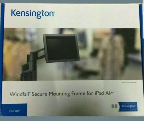 KENSINGTON WINDFALL SECURE MOUNTING FRAME FOR IPAD AIR 1/2 Pro 9.7 K6795IUS