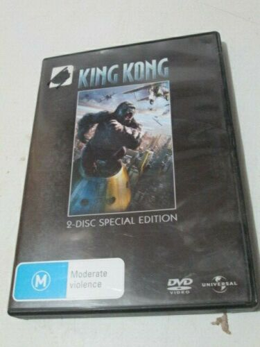 DVD. King Kong 2 disc special Edition.