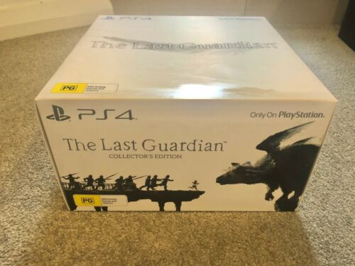 The Last Guardian Collector's Edition PS4 BRAND NEW AUS PAL AU Stock