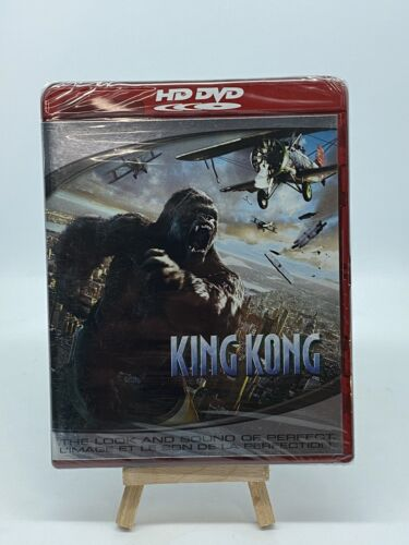 NEW & SEALED KING KONG  HD - DVD BRAND NEW / SEALED -  Requires HD DVD player