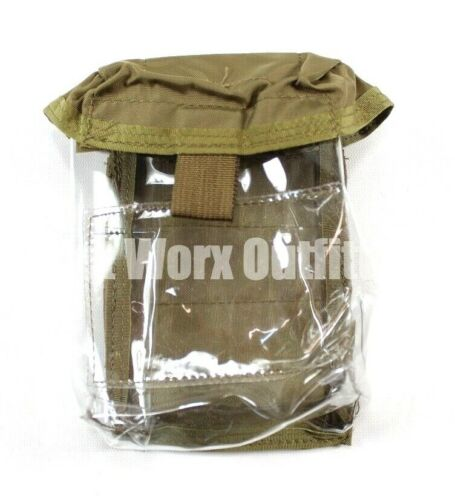 London Bridge Trading LBT-PARA-X-23 Small Clear Medical Resupply Pouch InsertPouches - 158437