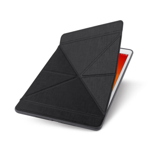 """Moshi VersaCover Case with Folding Cover for iPad 10.2"""" 7th gen. Metro Black"""