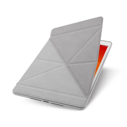"""Moshi VersaCover Case with Folding Cover for iPad 10.2"""" 7th gen. Stone Gray"""