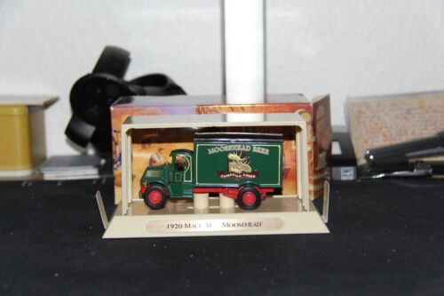 Voiture miniature - Matchbox Models of Yesterday - GreatBeers - 1920 Mack AC