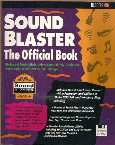 Sound Blaster The Official Book