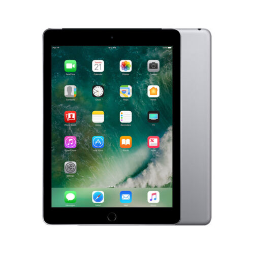 "[C] Apple iPAD 5th Gen 32GB 9.7""Tablet Grey A1822 WiFi AU STOCK Unlocked"
