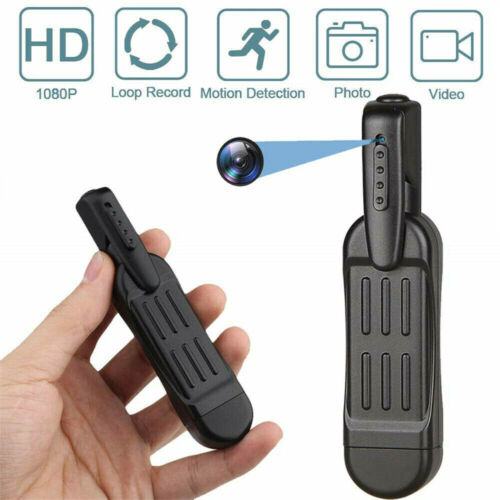 1080P HD Mini Pocket Pen Camera Hidden Cam DVR Security Video Recorder Camcorder