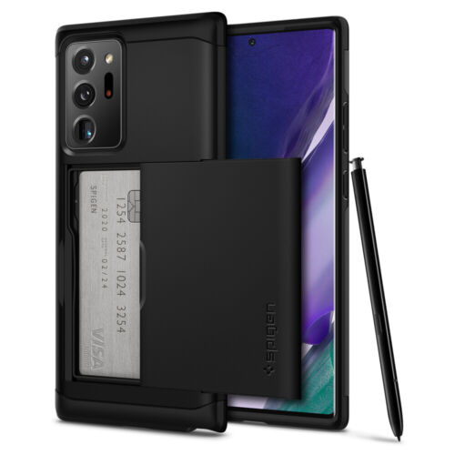 Galaxy Note 20 Ultra (2020) Case | Spigen®[Slim Armor CS] Slim Protective Cover