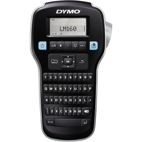 NEW Dymo Labelmanager LM160P Label Maker Portable Light Weight Labeller