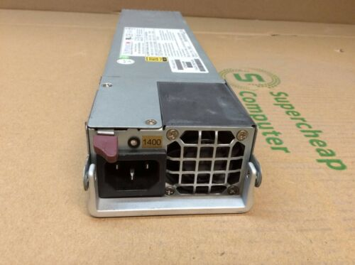 Supermicro PWS-1K41P-1R 1400W Switching Power Supply Server Power Supply Module