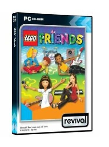 GAME - PC CD-ROM - LEGO Friends - FREE POST #P2