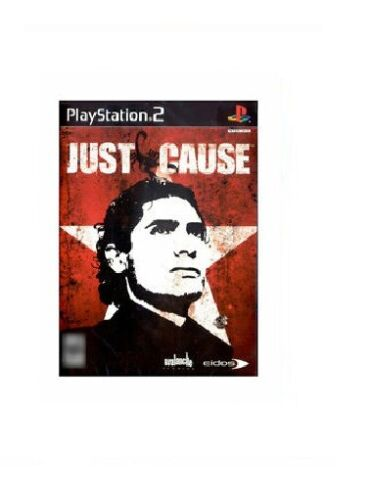 GAME - PS2 Playstation 2 - Just Cause - FREE POST #P2