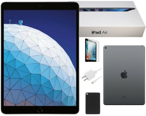 Special Bundle Deal-Apple iPad Air 2 64GB, Space Gray, Wi-Fi Only 9.7in Retina🔥