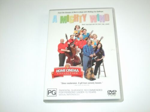 A Mighty Wind - DVD **Free Postage**
