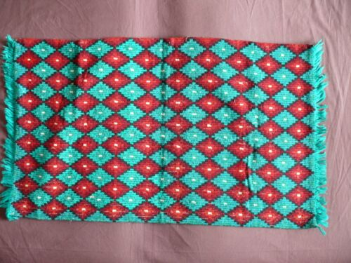 Beautiful Vintage Bargello Embroidery Tapestry 96cm/52cm(38''x 20.5'') #1976