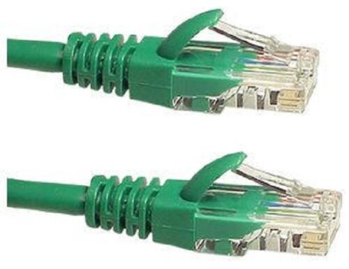 Access Communication CAT-6 ETHERNET PATCH CABLE Green*Aust Brand- 3m, 4m Or 5m
