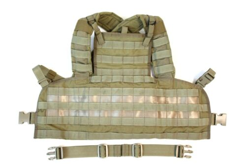 Eagle Industries SFLCS Khaki MJK Tan RRV Rhodesian Recon Vest Chest Rig MBSSOther Current Field Gear - 36071
