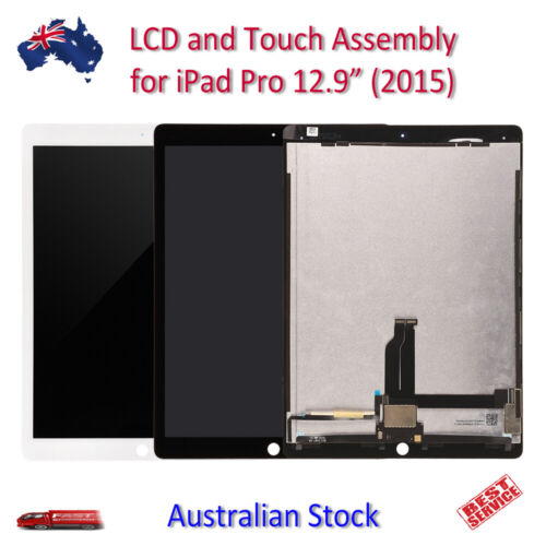 LCD and Touch Assembly & Flex Cable iPad Pro 12.9 1st Gen 2015 OEM Refurbished