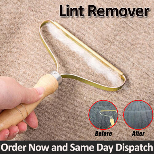 Lint Remover Clothes Fuzz Shaver Reusable Trimmer Manual Roller Carpet Portable