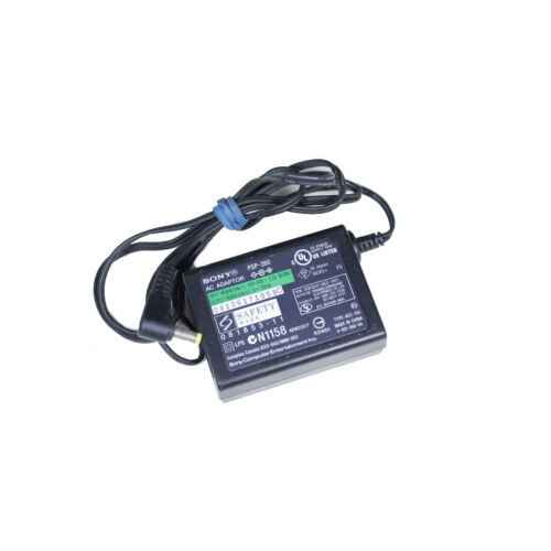 Genuine Sony PSP-300 AC Adaptor ACC-155 Power Supply for PSP Console