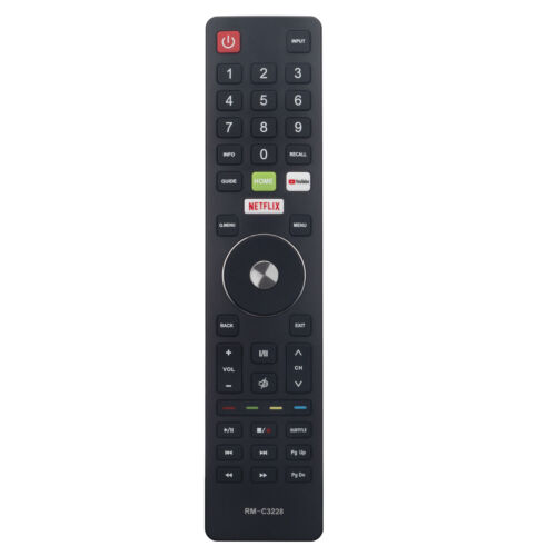 Replaced JVC TV Remote Control RM-C3228 RMC3228 LT-65N7105A LT-58N7105A-AU Stock