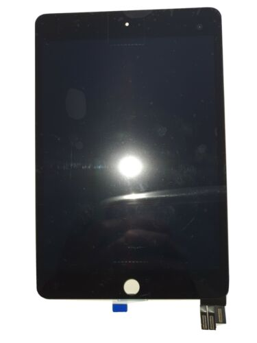 Ipad mini 5 LCD screen replacement complete assembly withou Home button BLACK