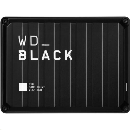 WD BLACK P10 5TB Game Drive External Hard Drive For Xbox PS4 2.5'' Portable HDD