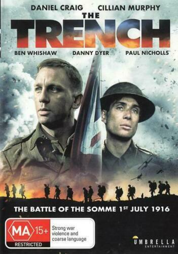 The Trench (DVD) NEW/SEALED [Region 4]