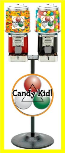 Candy Kid Vending Machines Commercial Grade <br/> All $1.00 Coin - Listing for ONE HEAD ONLY