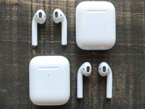 Apple AirPods 2nd Generation - Left, Right or Charging Case Box Replacement Only <br/> ✅ Genuine Verified Apple AirPod / Case Replacements ✅