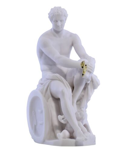Ludovisi Ares and Eros God Mars Greek Statue Sculpture Cast Marble Copy