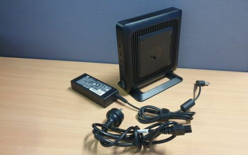 HP t520 FLEXIBLE THIN CLIENT, WIN8, POWER SUPPLY AND STAND - GREAT CONDITION!!!
