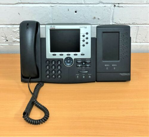 Cisco IP Phone 7965G And 7916 Expansion Module CP-7965G CP-7916