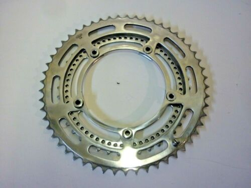 PLATEAUX STRONGLIGHT 53/42T 122 BCD CHAINRING
