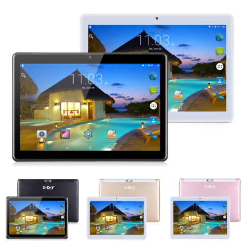 "XGODY TB02 10.1"" inch 1GB16GB Android 7.0 Tablet PC Quad Core 3G HD IPS Phablet"