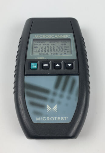 Micro scanner by Microtest - like fluke
