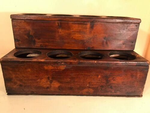 Doctors Chemist Antique Apothecary Stand Solid Oak