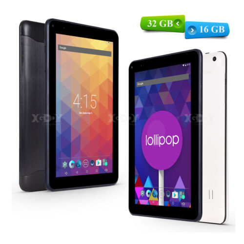 """XGODY NEW 9"""" INCH 32GB Tablet PC Android 6.0 Quad Core 2xCamera WI-FI For Gift"""