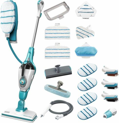 BLACK+DECKER FSMH1321JMD-QS Lavapavimenti a vapore Steam-Mop 17 in 1