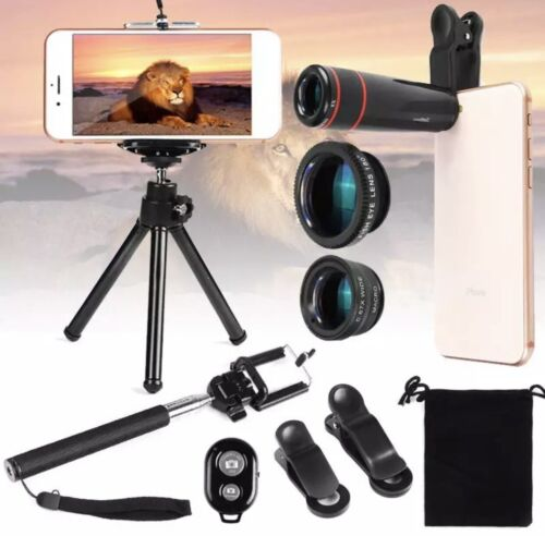 HD 12x Zoom Lens Smartphone Cell phone Everything In PictureCamera Zoom Lens