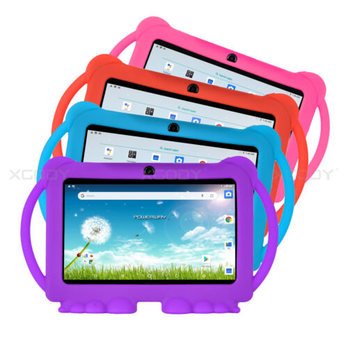 XGODY 7 Inch Kids Tablet PC Android 8.1 16GB Dual Camera HD WIFI QuadCore 2xMode