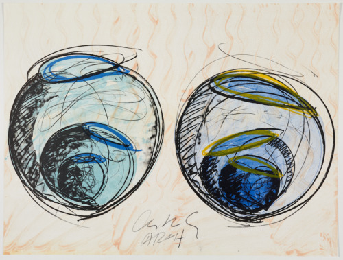Original signed RARE Dale Chihuly HUGE unique archival proof