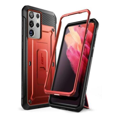 S21 PLUS ULTRA Case SUPCASE UBPRO 360 Rugged Kickstand Cover For Samsung Galaxy