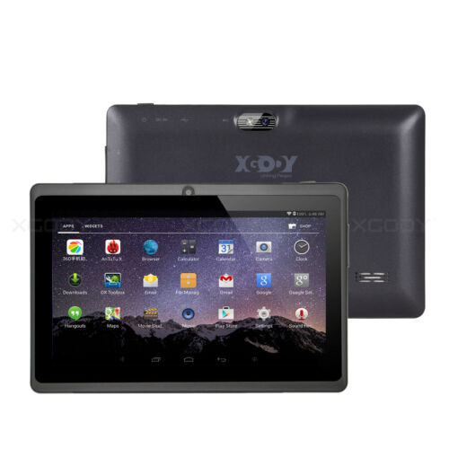 XGODY 7 INCH Android 8.1 Wifi Tablet PC Quad-core 16GB ROM 2xCam For Kids Study