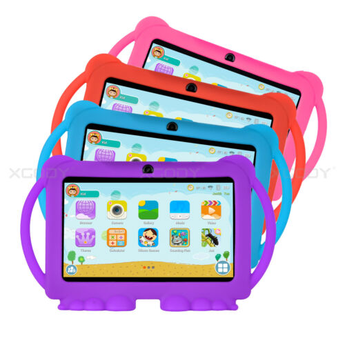 """XGODY Tablet Pc 7"""" INCH Android 8.1 4Core WIFI 16GB 2xCamera  for Children Study"""