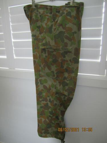 Two pairs of Australian Army DPCU trousers both size 115LSurplus - 36075