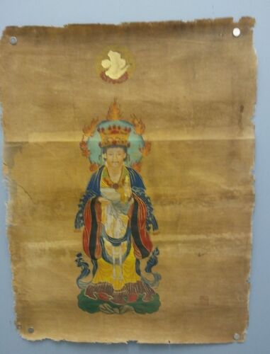 China  Painting & Scrolls of Immortal  画
